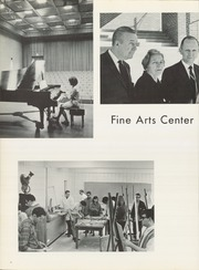 Page 8, 1968 Edition, University of Central Arkansas - Scroll Yearbook (Conway, AR) online yearbook collection