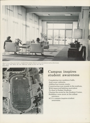 Page 11, 1969 Edition, University of Central Arkansas - Scroll Yearbook (Conway, AR) online yearbook collection