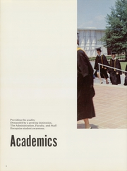 Page 12, 1969 Edition, University of Central Arkansas - Scroll Yearbook (Conway, AR) online yearbook collection