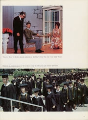 Page 9, 1969 Edition, University of Central Arkansas - Scroll Yearbook (Conway, AR) online yearbook collection