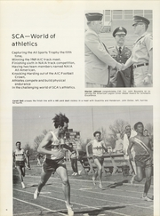 Page 10, 1970 Edition, University of Central Arkansas - Scroll Yearbook (Conway, AR) online yearbook collection