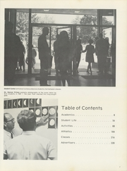 Page 11, 1970 Edition, University of Central Arkansas - Scroll Yearbook (Conway, AR) online yearbook collection
