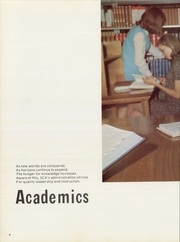 Page 12, 1970 Edition, University of Central Arkansas - Scroll Yearbook (Conway, AR) online yearbook collection