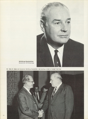 Page 14, 1970 Edition, University of Central Arkansas - Scroll Yearbook (Conway, AR) online yearbook collection