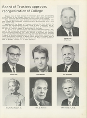 Page 15, 1970 Edition, University of Central Arkansas - Scroll Yearbook (Conway, AR) online yearbook collection