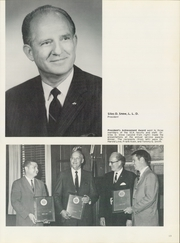 Page 17, 1970 Edition, University of Central Arkansas - Scroll Yearbook (Conway, AR) online yearbook collection