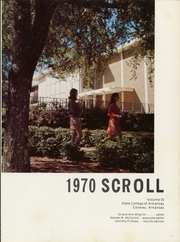 Page 5, 1970 Edition, University of Central Arkansas - Scroll Yearbook (Conway, AR) online yearbook collection