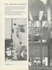 Page 6, 1970 Edition, University of Central Arkansas - Scroll Yearbook (Conway, AR) online yearbook collection