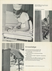 Page 7, 1970 Edition, University of Central Arkansas - Scroll Yearbook (Conway, AR) online yearbook collection