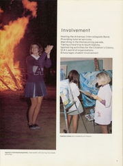 Page 9, 1970 Edition, University of Central Arkansas - Scroll Yearbook (Conway, AR) online yearbook collection