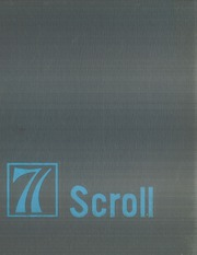 Page 1, 1971 Edition, University of Central Arkansas - Scroll Yearbook (Conway, AR) online yearbook collection