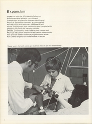 Page 10, 1971 Edition, University of Central Arkansas - Scroll Yearbook (Conway, AR) online yearbook collection