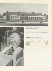 Page 11, 1971 Edition, University of Central Arkansas - Scroll Yearbook (Conway, AR) online yearbook collection