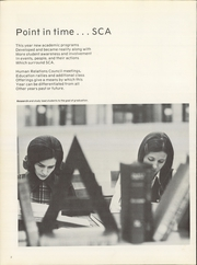 Page 6, 1971 Edition, University of Central Arkansas - Scroll Yearbook (Conway, AR) online yearbook collection