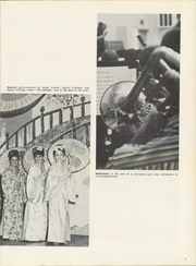 Page 7, 1971 Edition, University of Central Arkansas - Scroll Yearbook (Conway, AR) online yearbook collection