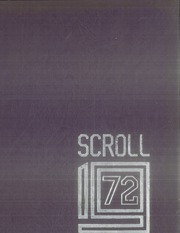 1972 Edition, University of Central Arkansas - Scroll Yearbook (Conway, AR)