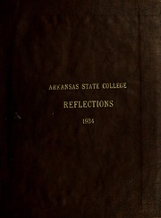 Arkansas State University - Indian Yearbook (Jonesboro, AR) online yearbook collection, 1934 Edition, Page 1