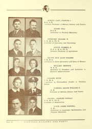 Page 16, 1940 Edition, Arkansas State University - Indian Yearbook (Jonesboro, AR) online yearbook collection