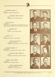 Page 17, 1940 Edition, Arkansas State University - Indian Yearbook (Jonesboro, AR) online yearbook collection