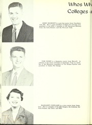 Page 128, 1955 Edition, Arkansas State University - Indian Yearbook (Jonesboro, AR) online yearbook collection