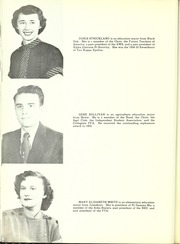 Page 132, 1955 Edition, Arkansas State University - Indian Yearbook (Jonesboro, AR) online yearbook collection