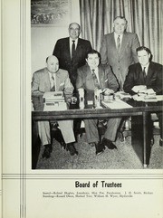 Page 11, 1957 Edition, Arkansas State University - Indian Yearbook (Jonesboro, AR) online yearbook collection