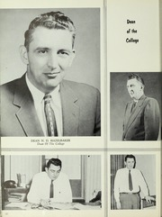 Page 14, 1957 Edition, Arkansas State University - Indian Yearbook (Jonesboro, AR) online yearbook collection