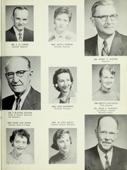 Page 15, 1957 Edition, Arkansas State University - Indian Yearbook (Jonesboro, AR) online yearbook collection