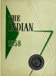Arkansas State University - Indian Yearbook (Jonesboro, AR) online yearbook collection, 1958 Edition, Page 1