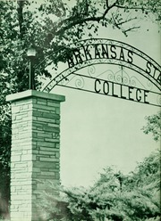 Page 10, 1958 Edition, Arkansas State University - Indian Yearbook (Jonesboro, AR) online yearbook collection