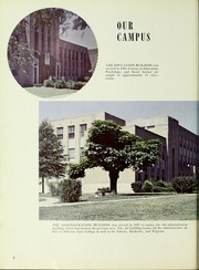Page 12, 1958 Edition, Arkansas State University - Indian Yearbook (Jonesboro, AR) online yearbook collection