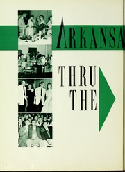 Page 6, 1958 Edition, Arkansas State University - Indian Yearbook (Jonesboro, AR) online yearbook collection