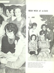 Page 71, 1963 Edition, Arkansas State University - Indian Yearbook (Jonesboro, AR) online yearbook collection