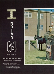 Page 8, 1964 Edition, Arkansas State University - Indian Yearbook (Jonesboro, AR) online yearbook collection
