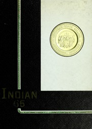 Page 1, 1965 Edition, Arkansas State University - Indian Yearbook (Jonesboro, AR) online yearbook collection