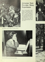 Page 10, 1965 Edition, Arkansas State University - Indian Yearbook (Jonesboro, AR) online yearbook collection