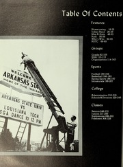 Page 10, 1967 Edition, Arkansas State University - Indian Yearbook (Jonesboro, AR) online yearbook collection