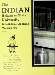 Page 8, 1967 Edition, Arkansas State University - Indian Yearbook (Jonesboro, AR) online yearbook collection