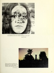 Page 15, 1972 Edition, Arkansas State University - Indian Yearbook (Jonesboro, AR) online yearbook collection