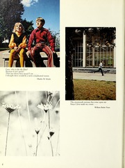 Page 6, 1972 Edition, Arkansas State University - Indian Yearbook (Jonesboro, AR) online yearbook collection