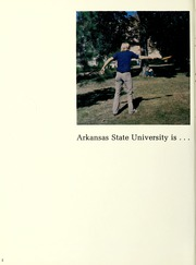Page 6, 1978 Edition, Arkansas State University - Indian Yearbook (Jonesboro, AR) online yearbook collection