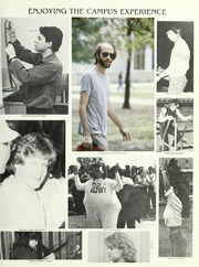 Page 15, 1986 Edition, Arkansas State University - Indian Yearbook (Jonesboro, AR) online yearbook collection