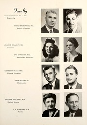 Page 17, 1951 Edition, University of Arkansas at Little Rock - Trojan Yearbook (Little Rock, AR) online yearbook collection