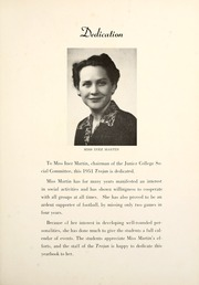 Page 7, 1951 Edition, University of Arkansas at Little Rock - Trojan Yearbook (Little Rock, AR) online yearbook collection