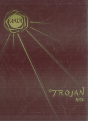 Page 1, 1970 Edition, University of Arkansas at Little Rock - Trojan Yearbook (Little Rock, AR) online yearbook collection
