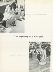 Page 10, 1970 Edition, University of Arkansas at Little Rock - Trojan Yearbook (Little Rock, AR) online yearbook collection