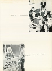 Page 11, 1970 Edition, University of Arkansas at Little Rock - Trojan Yearbook (Little Rock, AR) online yearbook collection