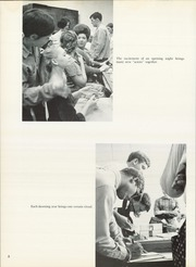 Page 12, 1970 Edition, University of Arkansas at Little Rock - Trojan Yearbook (Little Rock, AR) online yearbook collection