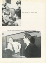Page 13, 1970 Edition, University of Arkansas at Little Rock - Trojan Yearbook (Little Rock, AR) online yearbook collection
