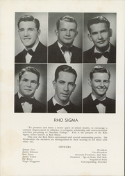 Page 238, 1948 Edition, Ouachita Baptist College - Ouachitonian Yearbook (Arkadelphia, AR) online yearbook collection